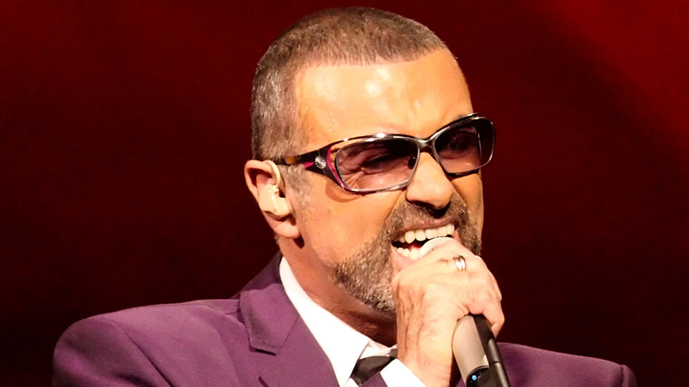 George Michael: Private funeral for singer