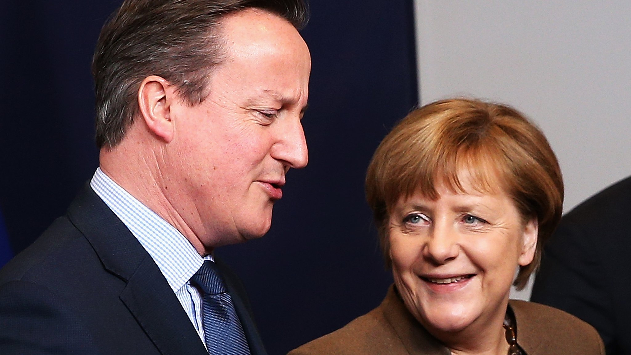 Brexit: Cameron considered last-ditch appeal to Merkel