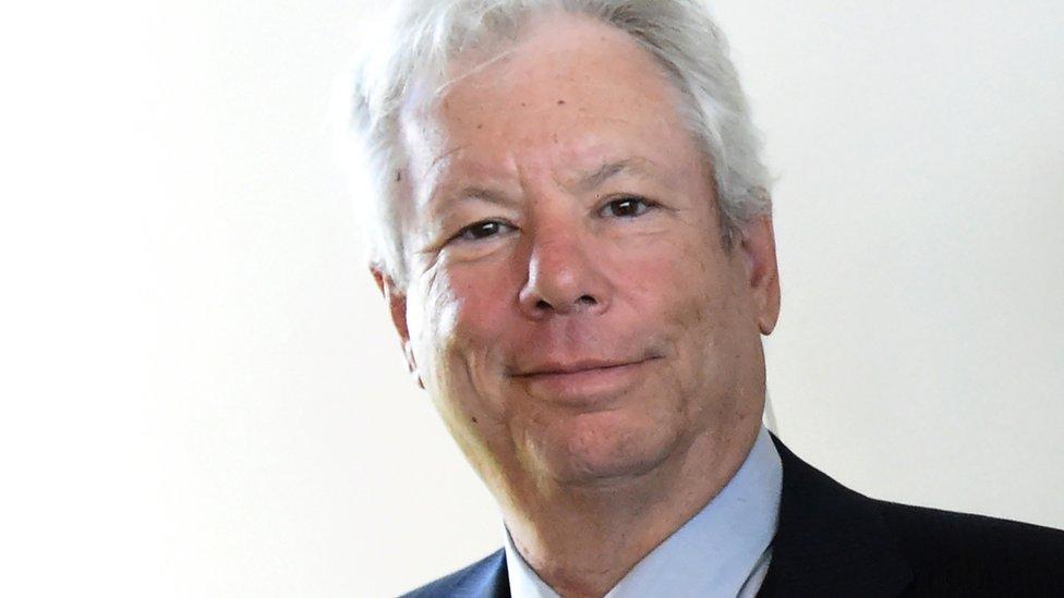 Nobel Ekonomi Ödülü'nü ABD'li ekonomist Richard Thaler aldı