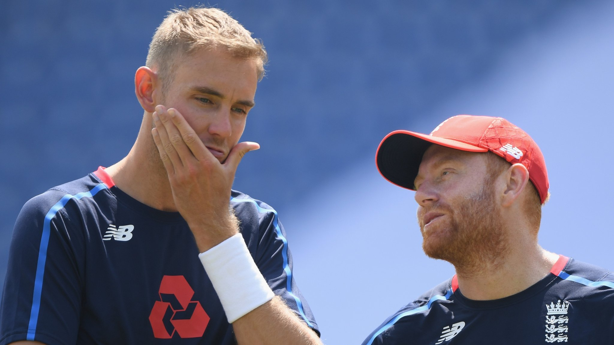 Broad and Bairstow reaction fantastic - Bayliss
