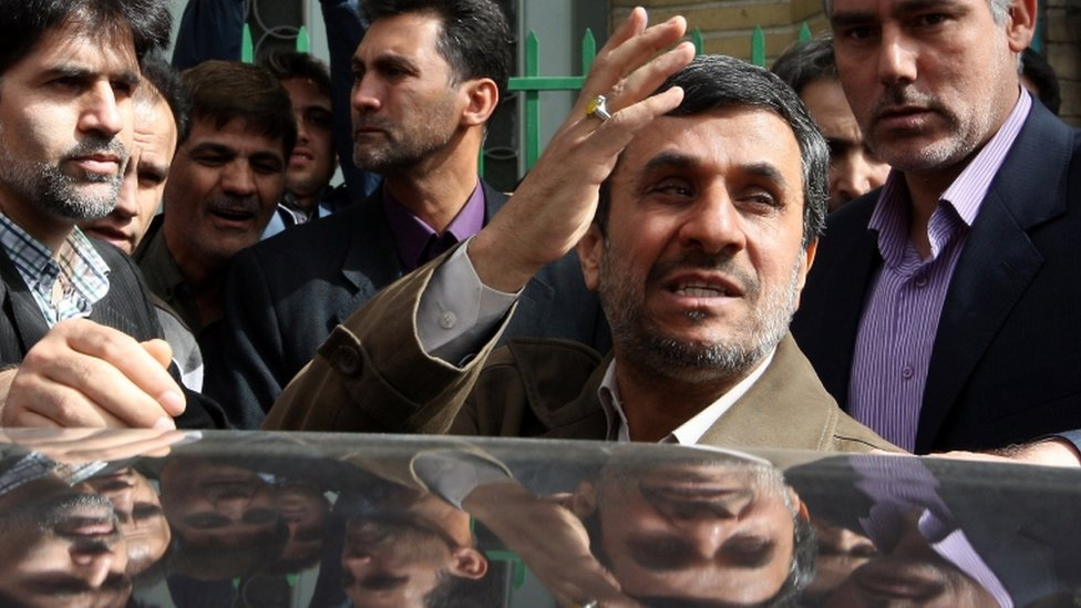 How Iran's Ahmadinejad found meaning in rap