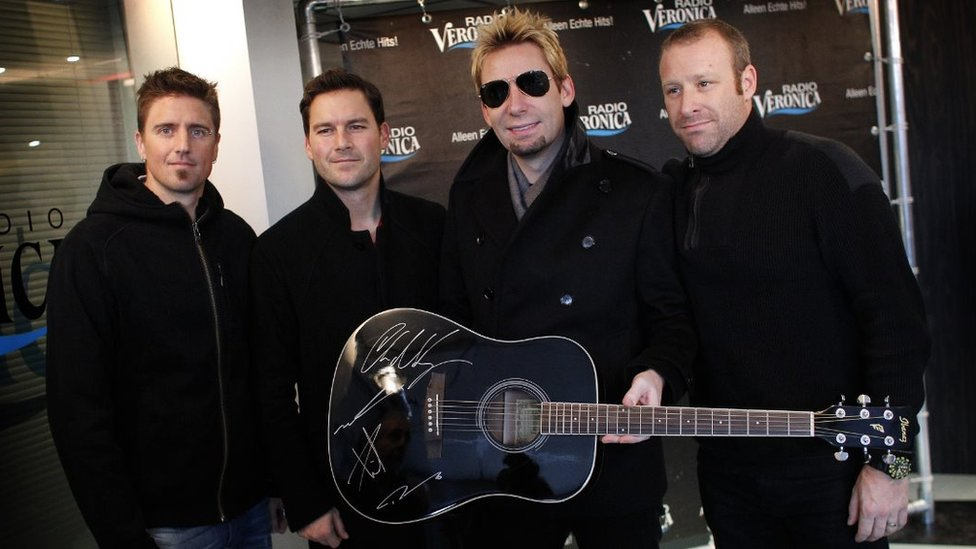 BBC News - Canada police to punish drink-drivers with Nickelback