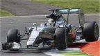 VIDEO: Hamilton dominates Monza practice