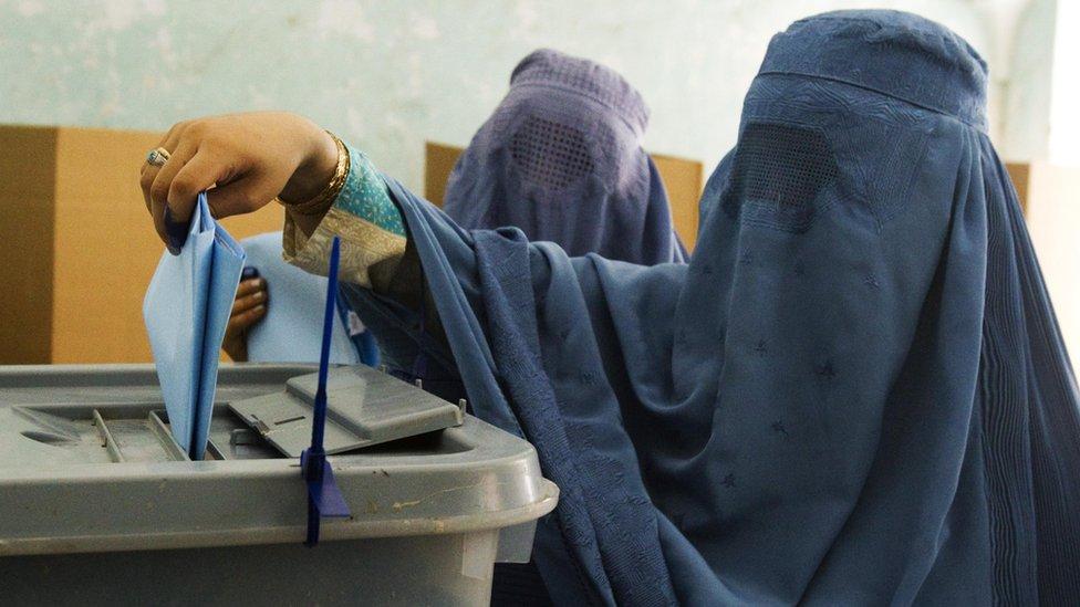 برگزاری انتخاباتی 'قابل قبول در افغانستان کار دشواری است'