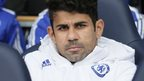 Mourinho plays down Costa bib throw