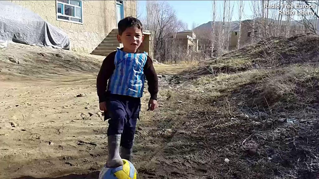 'Little Messi' alipata umaarufu sana lakini sasa Taliban wanasema wakimpata mtoto huyu watamkatakata vipande
