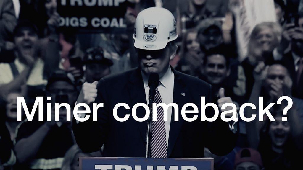 Can coal make a comeback under Trump?