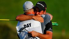 Jason Day & Colin Swatton