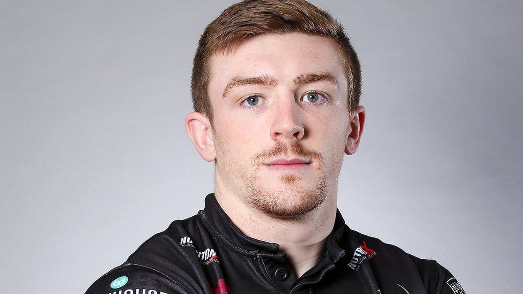 Ed Chamberlain: Salford Red Devils sign Widnes Vikings back on a two-year deal   BBC
