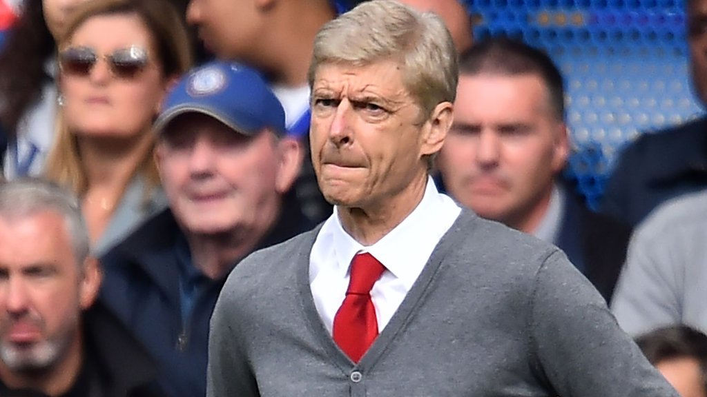 Chelsea 0-0 Arsenal: Arsene Wenger pleased with 'solid' Gunners