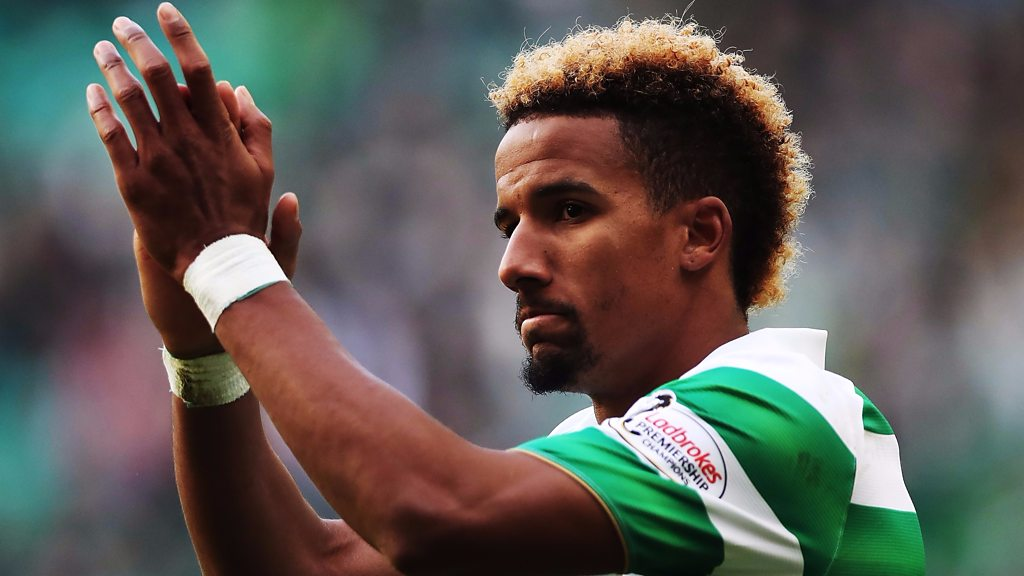 Celtic's Scott Sinclair having prolific season in front of goal