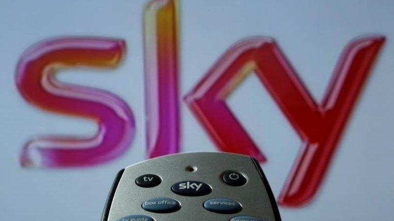 21st Century Fox in bid approach for Sky