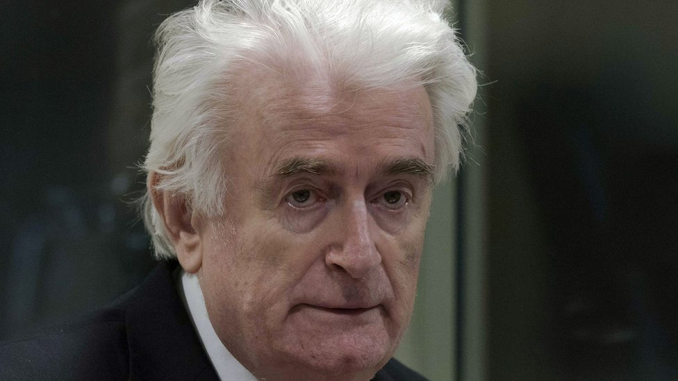 Radovan Karadzic sentence increased to life at UN tribunal