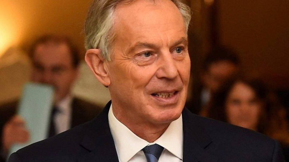 Blair: EU leaders think Brexit is 'big mistake'