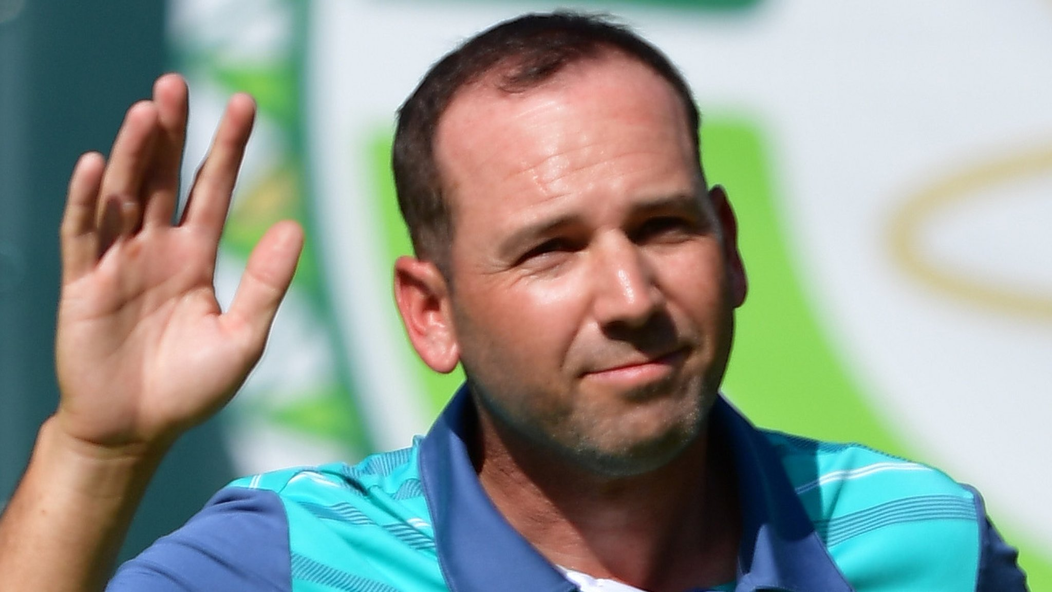 Nedbank Challenge: Sergio Garcia four ahead after opening 64 at Sun City