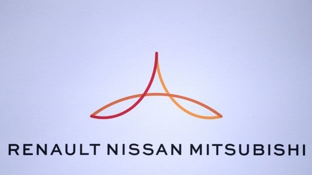 شعار تحالف رينو-نيسان-ميتسوبيشي