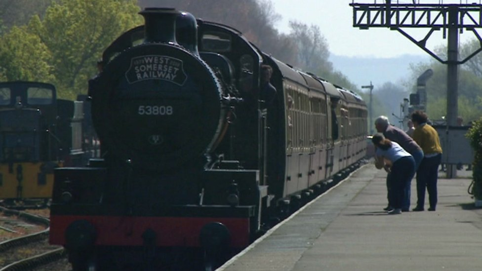 Heritage railway fully re-opened after closure