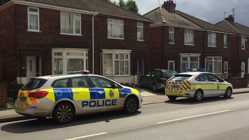 Woman Charged over Jonathan Baines Stab Death in Gainsborough