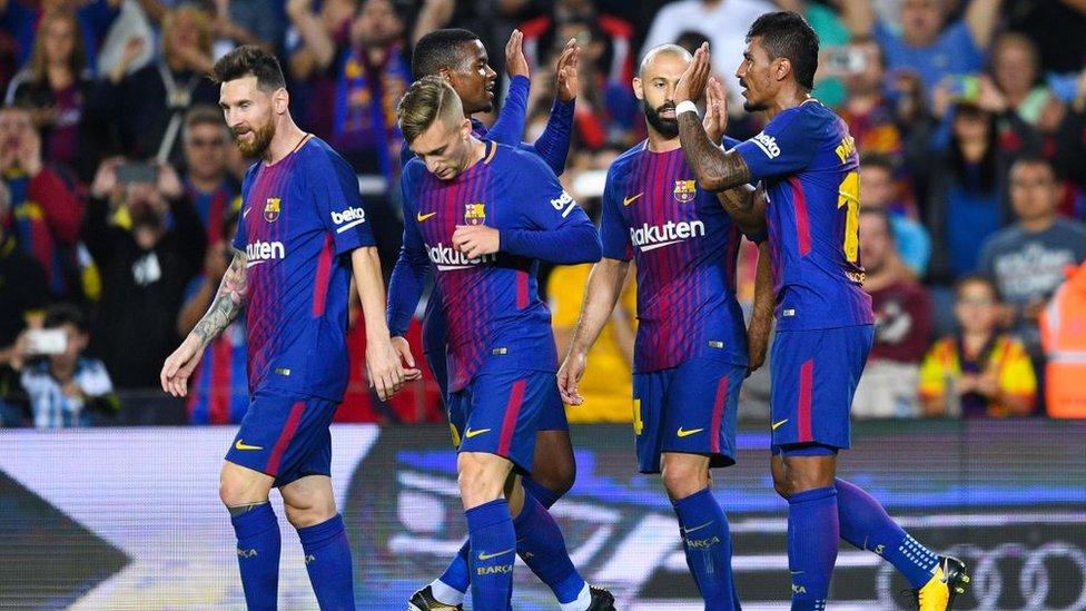 فٹبال کلب بارسلونا کا مستقبل کیا ہوگا؟