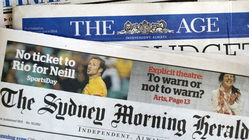 Australia's Fairfax gets green light to merge with Nine
