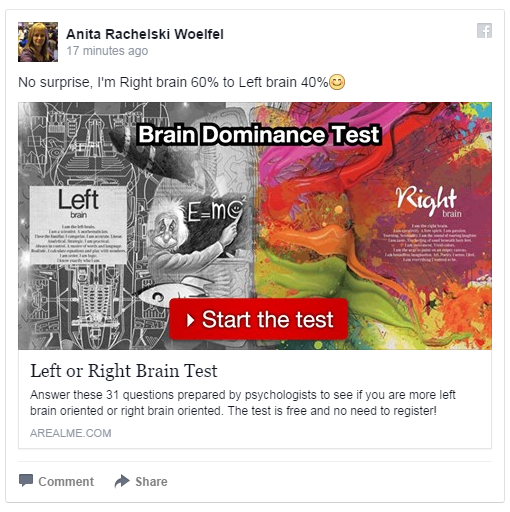 Another brain test