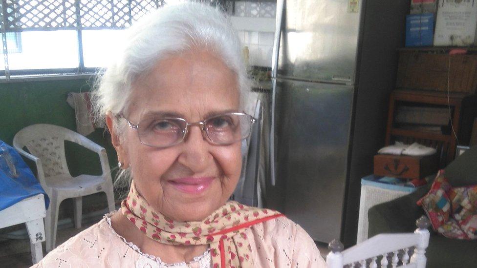 सबसे अधिक उम्र की अभिनेत्री कामिनी कौशल