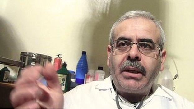 'Dr. Qasem'