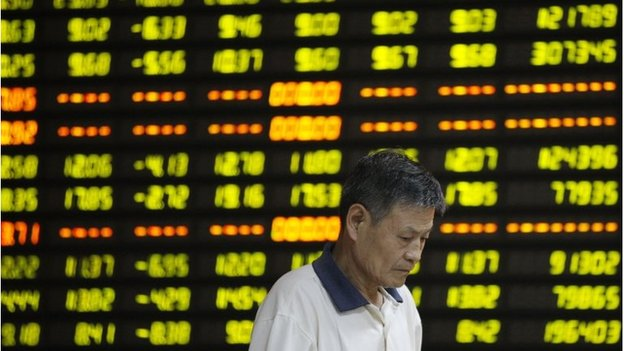 In an effort to prop up its stock market, Chinese regulators said they are continuing their purchase of shares.