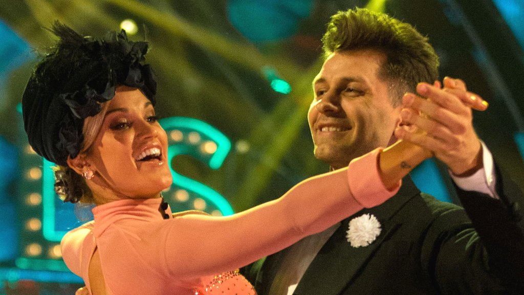 Strictly Come Dancing: Is Ashley Roberts too good to be a contestant?