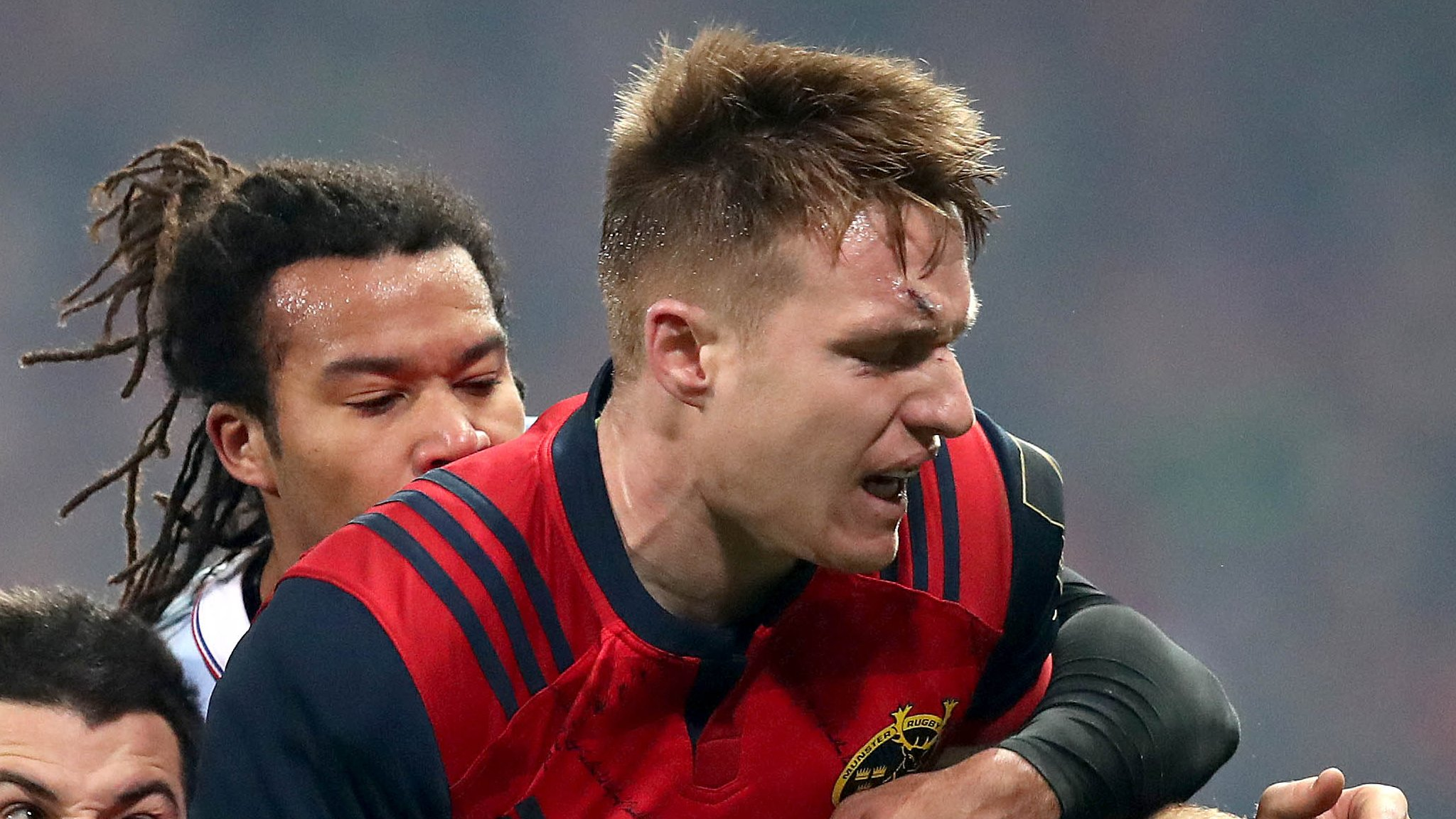 Six Nations 2017: Uncapped Munster trio named in Ireland squad