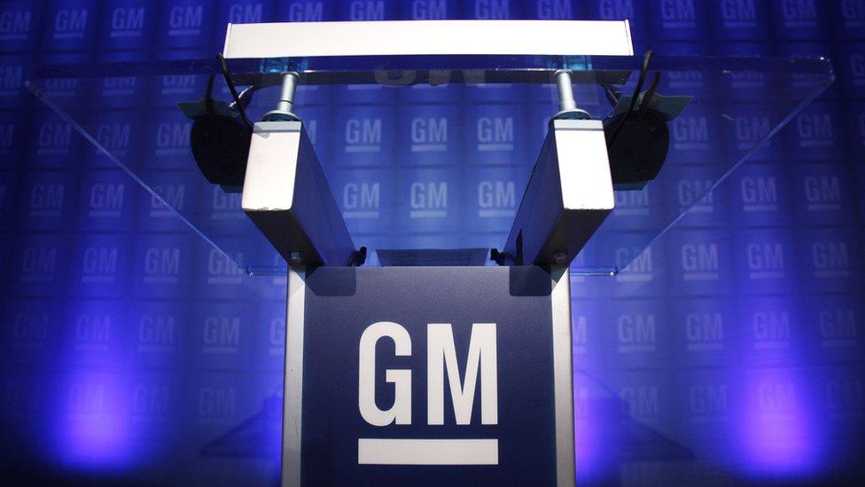 General Motors opera en Venezuela desde 1948.