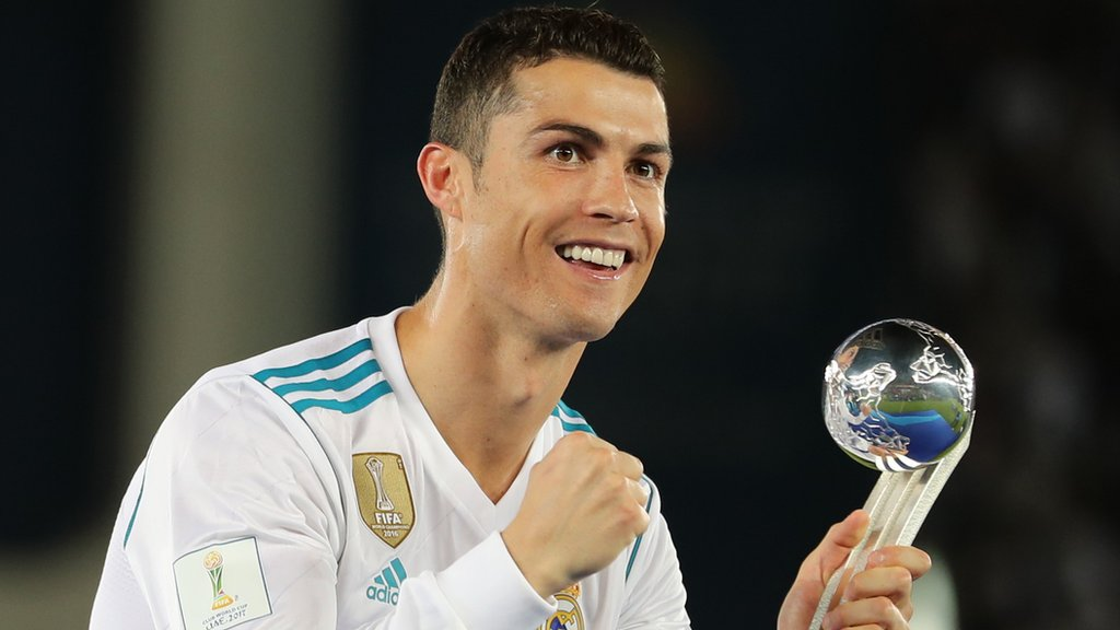 Ronaldo ready to leave Real for 'realistic' £89m - gossip