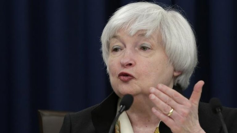 Fed's Janet Yellen says case for rate rise has strengthened