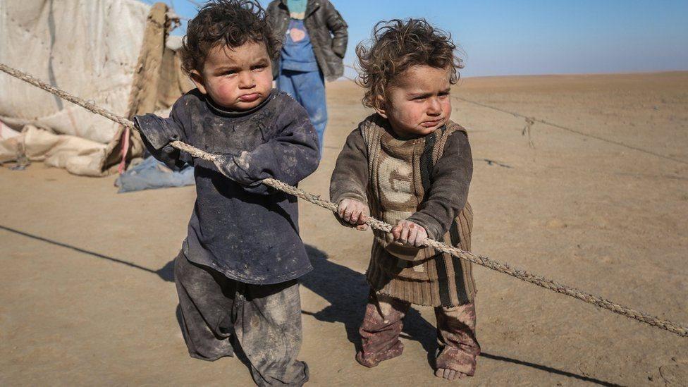 اليونيسيف: عام 2016 هو الأسوأ لأطفال سوريا