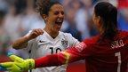 USA's Lloyd 'dreamed' of final goal