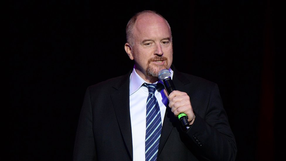 Louis C.K. en el Madison Square Garden