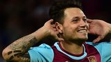 Mauro Zarate of West Ham