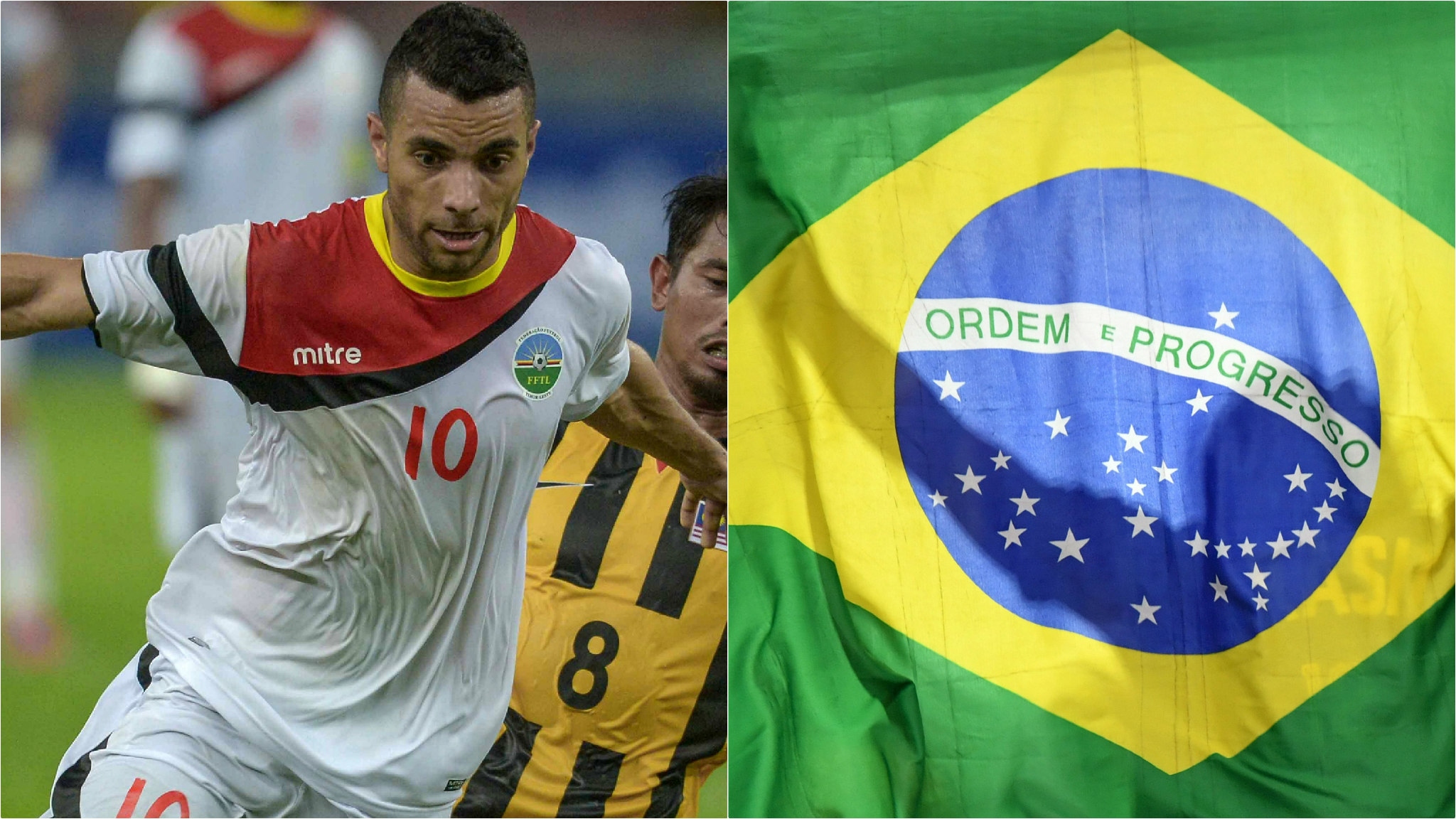 Doctored documents & false family ties - East Timor's Brazilian footballers scam