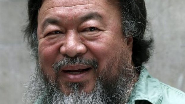 Dissident Chinese artist Ai Weiwei is refused a six-month visa by the British government amid claims he lied on his visa application form.