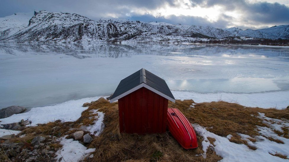 Sunshine can take a break - the colder Nordic nations are the happiest