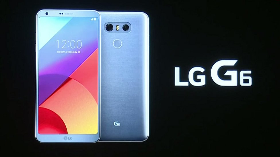 MWC 2017: LG G6 phone is made for split-screen apps