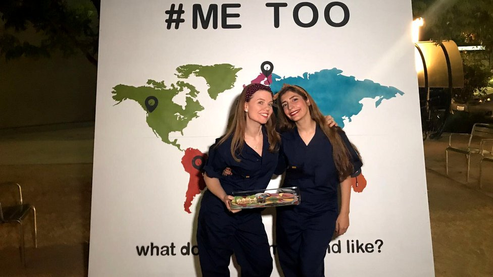 100 Women: Why I chose #MeToo for my sexism experiment