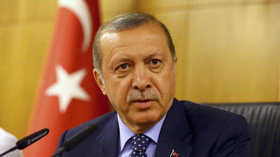 Recep Tayyip Erdogan pasó 11 años como primer ministro de Turquía antes de convertirse en el primer presidente elegido por voto directo, en agosto de 2014.