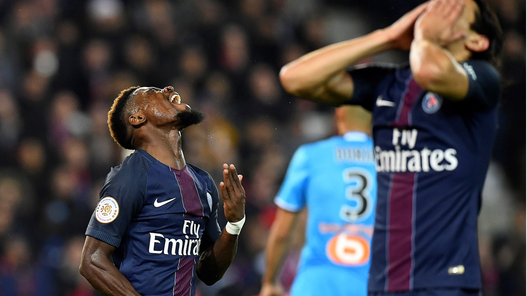 French Cup final: Angers v Paris St-Germain