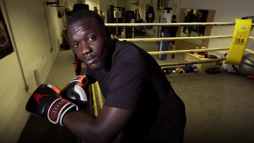Combating crime: Faith + Boxing = Meaning
