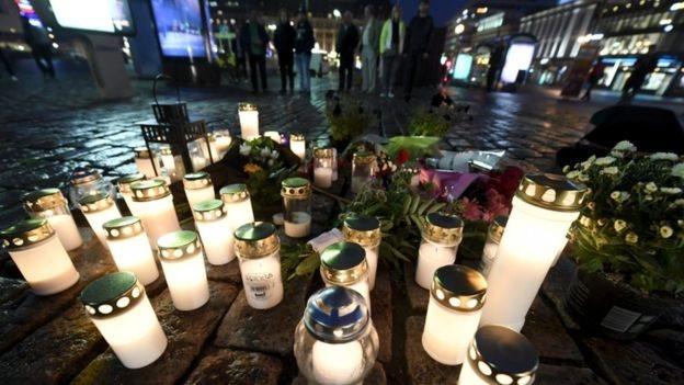 Нападение в Финляндии назвали терактом