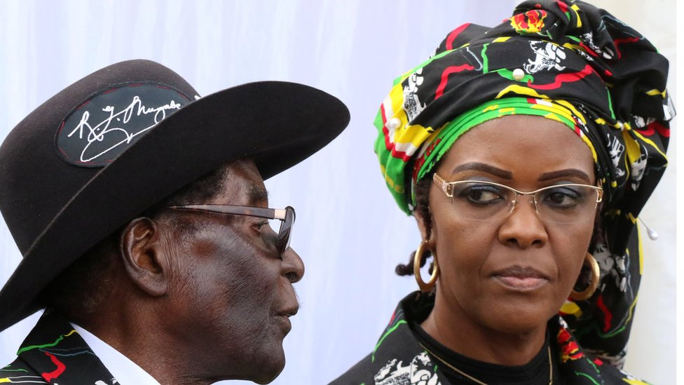 Grace Mugabe asks for diplomatic immunity in S Africa case