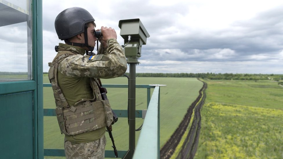 На границе с Россией исчезли двое пограничников - ГПСУ