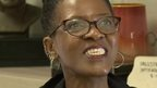 Canon Mpho Tutu, daughter of South Africa's Archbishop Desmond Tutu