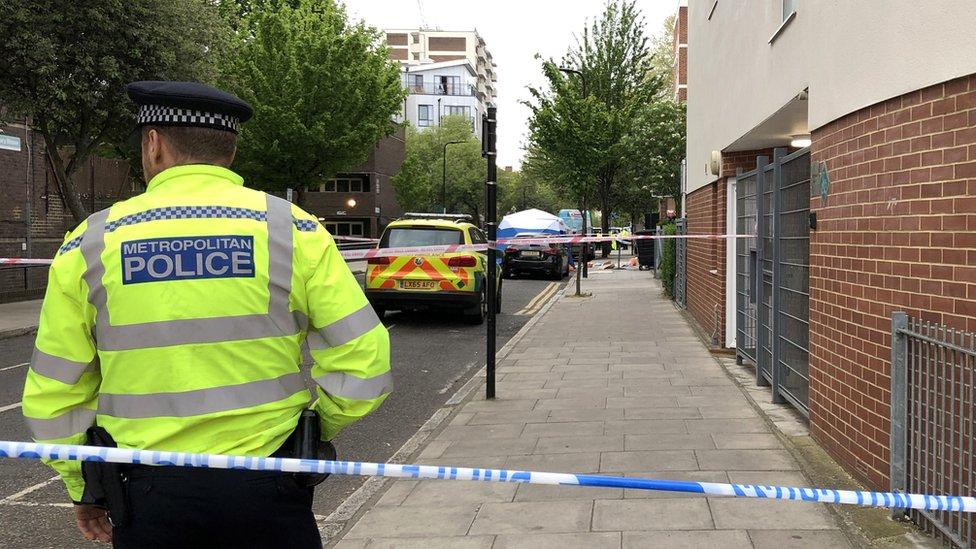 dc538e5500 London News - BBC News